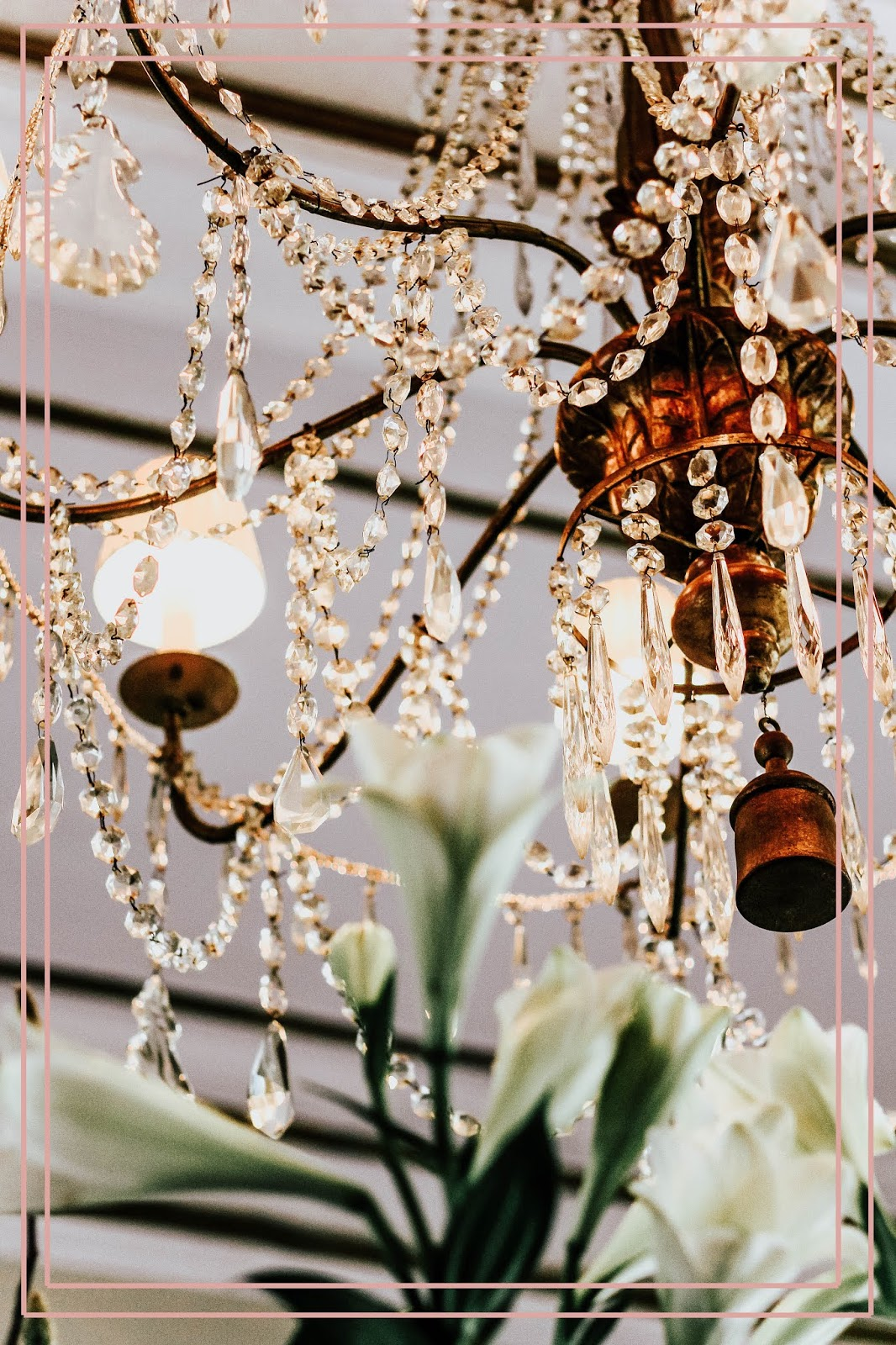 Luxury Chandelier Photography