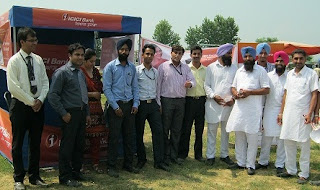 ICICI Bank organizes 350 Kisan Sampark Melas across Punjab & Haryana in one month
