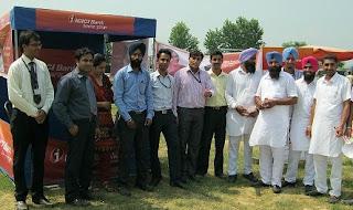 ICICI Bank organizes 350 Kisan Sampark Melas across Punjab & Haryana in one month