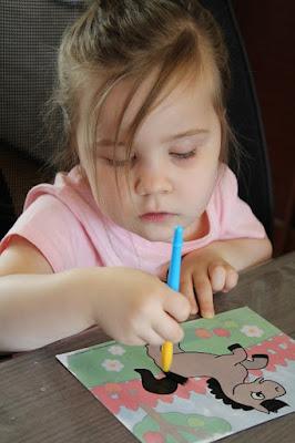 jeu de coloriage pour enfants