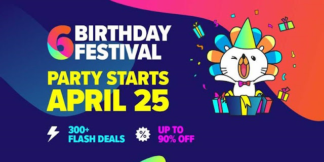 be3111cd9319 Lazada 6th Birthday Sale - 6 Things You Should Know About Lazada As It Soon  Turns