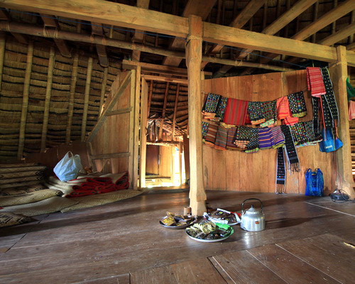 Tinuku Travel Wae Rebo village, seven Mbaru Niang mysterious house in highlands Flores island as UNESCO cultural heritage