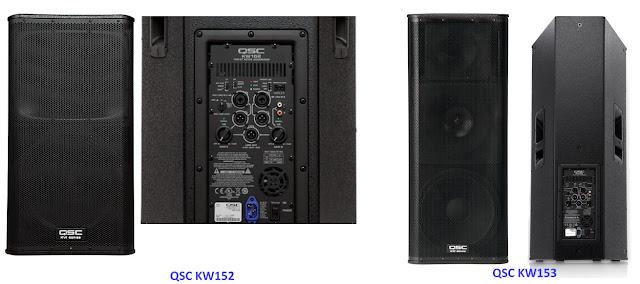 Harga speaker sound system QSC