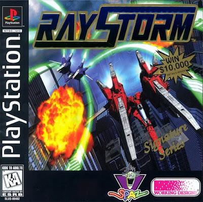 descargar raystorm psx por mega