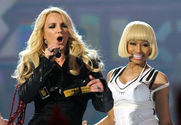 El nuevo álbum de Britney Spears podría tener una colaboración con Nicki Minaj