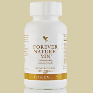 Хранителна добавка с мулти-минерална формула /Forever Nature-Min/