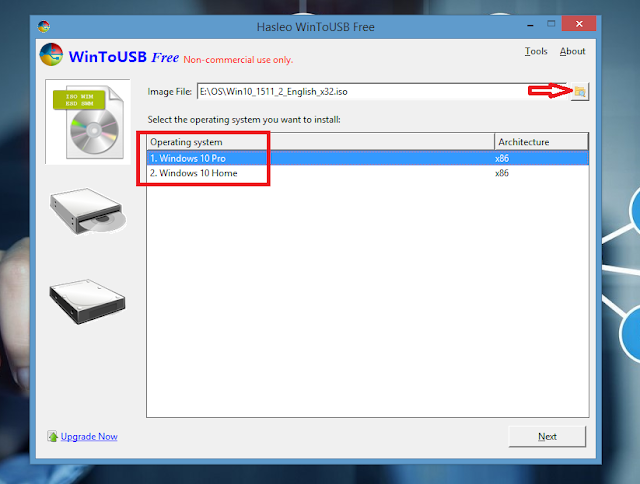 install windows ke hardisk eksternal