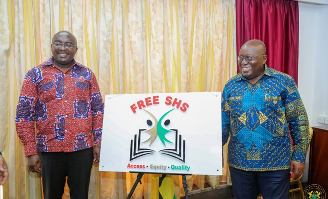 Free SHS Will Not Compromise On Quality Education – Nana Addo