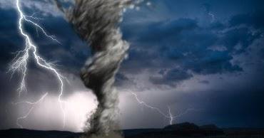 الاعصار والعواصف في الحلم Mausooah Alahlam