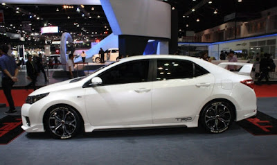 Toyota Corolla Altis TRD