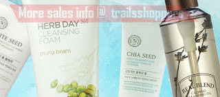 THEFACESHOP Cleansers Value Buy
