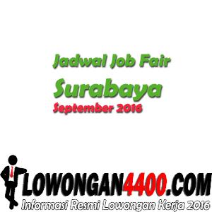 Job Fair Surabaya