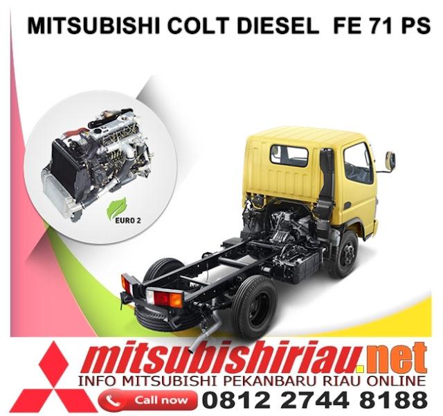 harga kredit  MITSUBISHI COLT DIESEL  FE 71 PS Colt Diesel Pekanbaru Riau