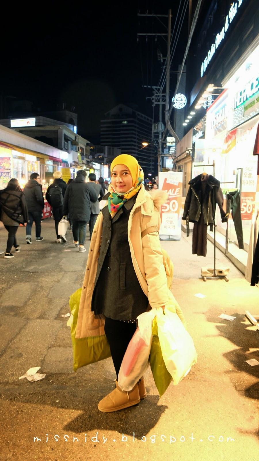 south korea shopping haul