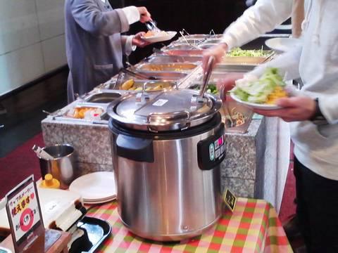 ビュッフェコーナー1 ステーキのあさくま羽島店
