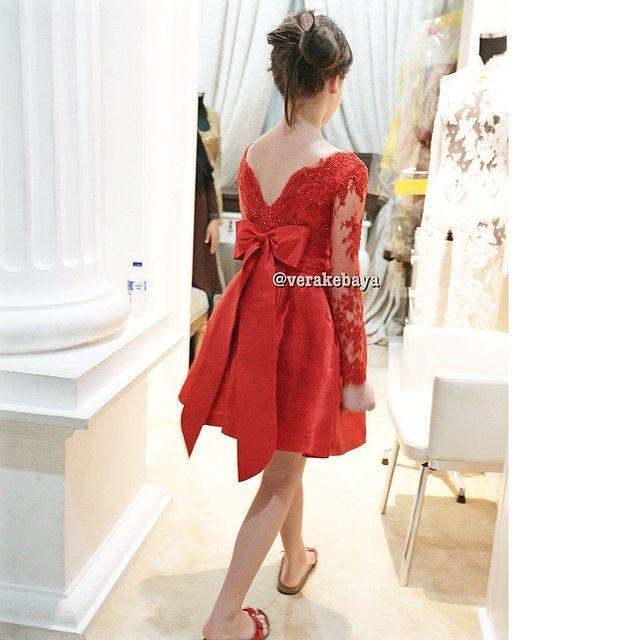 17 Model Vera Kebaya Dress Modern Long Dress Dan Dress Pendek