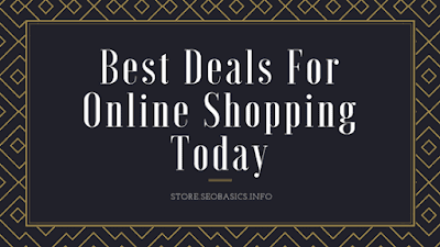 Best Deals Online Shopping Today with Crazy Amazing Prices