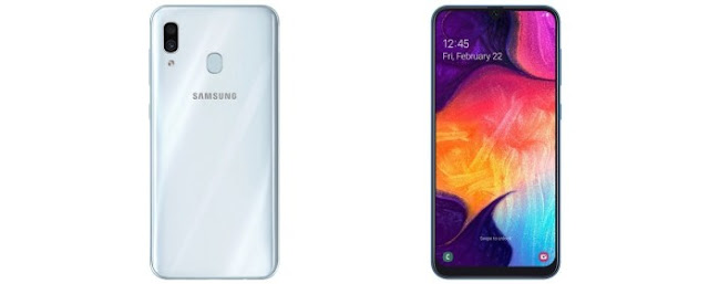 Samsung-Galaxy-A50-And-A30