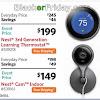 Nest thermostat 3rd generation black friday sale