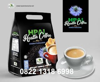 khasiat health coffe plus habbatussauda hpai kopi stamina pria Asli