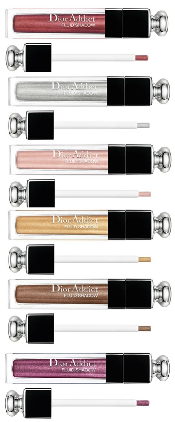 Dior Addict Fluid Shadow Fall 2015