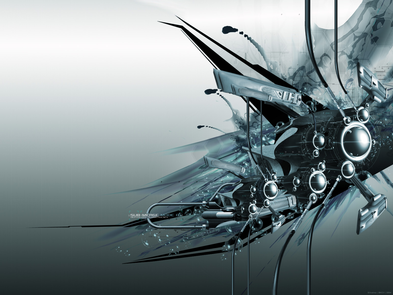 abstract 720p hd 3d - photo #33