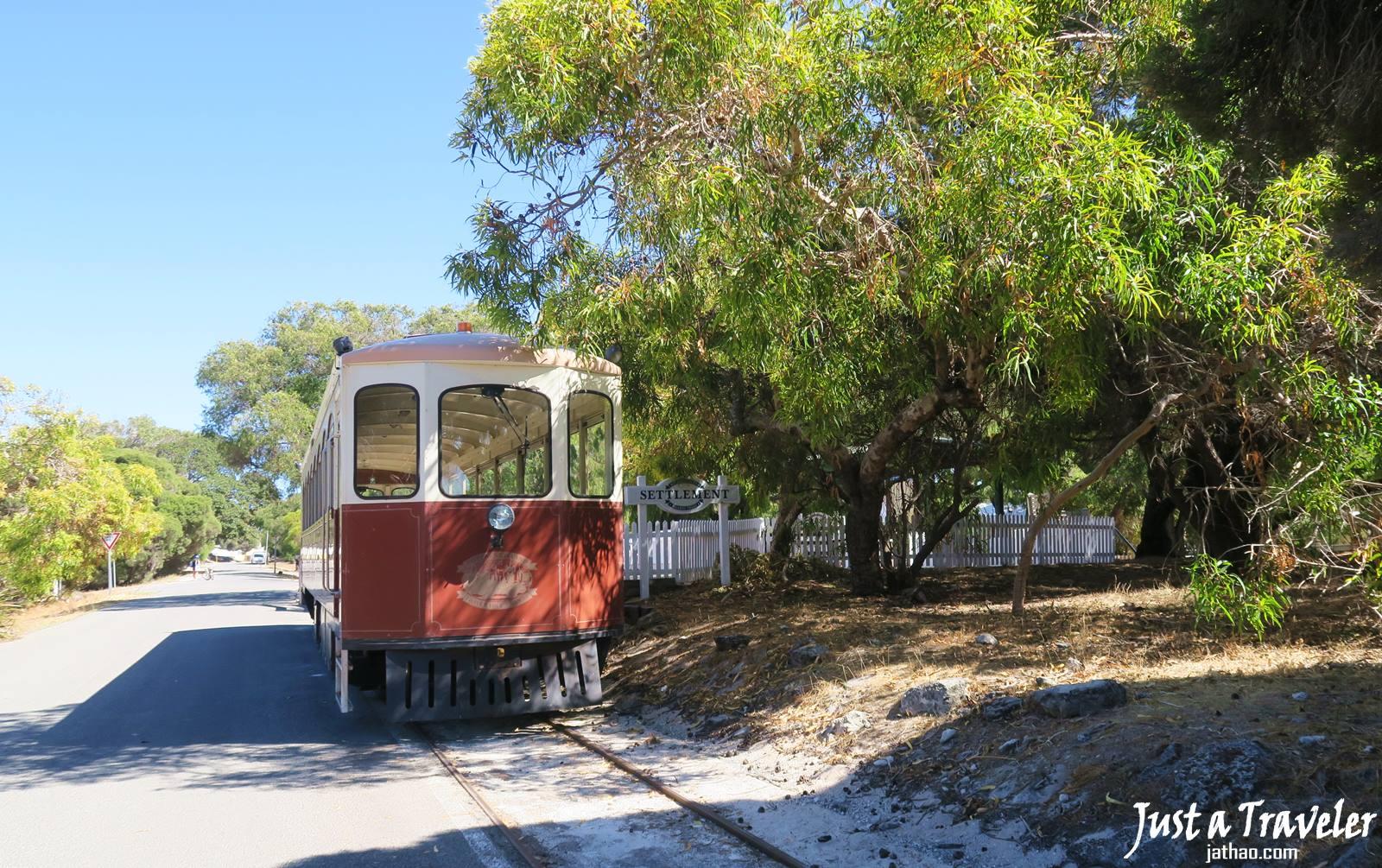 澳洲-西澳-伯斯-景點-羅特尼斯島-Rottnest Island-火車-時刻表-路線-推薦-自由行-交通-旅遊-遊記-攻略-行程-一日遊-二日遊-必玩-必遊-Perth