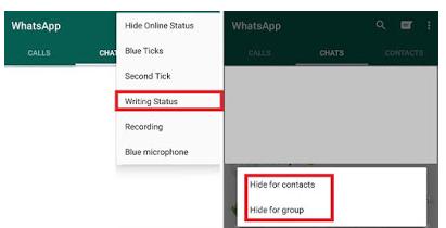 """Cara Menghilangkan Status """"Sedang Mengetik"""" Whatsapp 2018"""