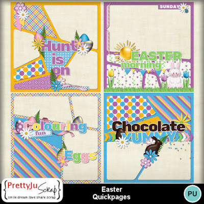 Easter kit et Collection -40% + freebie
