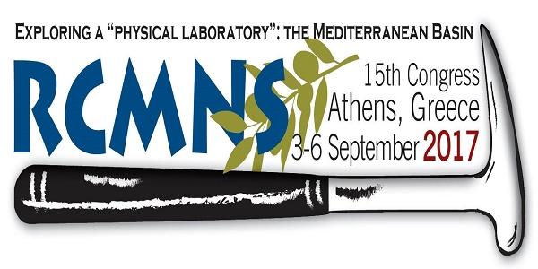 15ο Διεθνές Συνέδριο Γεωλογίας του Νεογενούς της Μεσογείου (RCMNS)