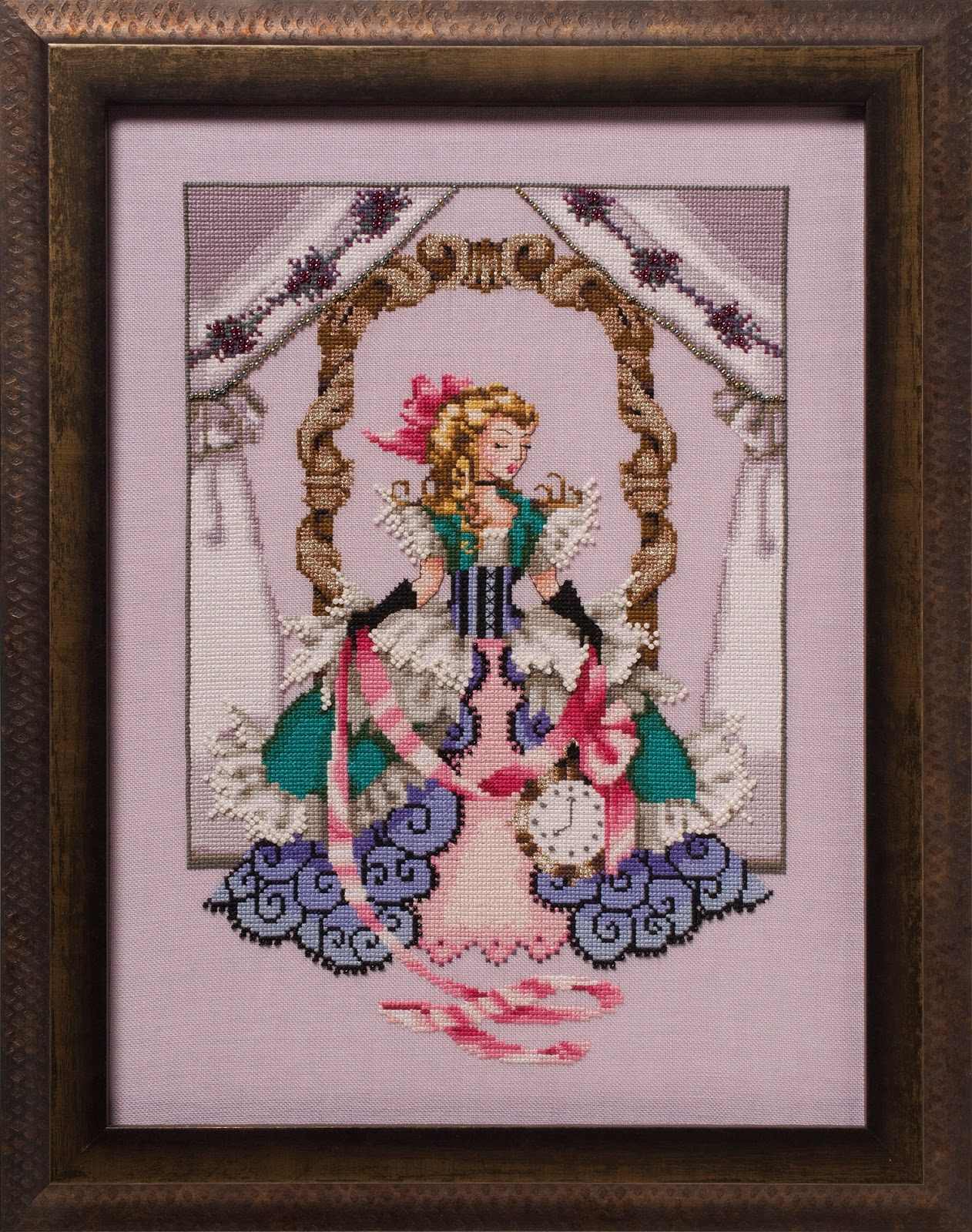 The Stitch and Frame Shop: Look what\'s on the way!