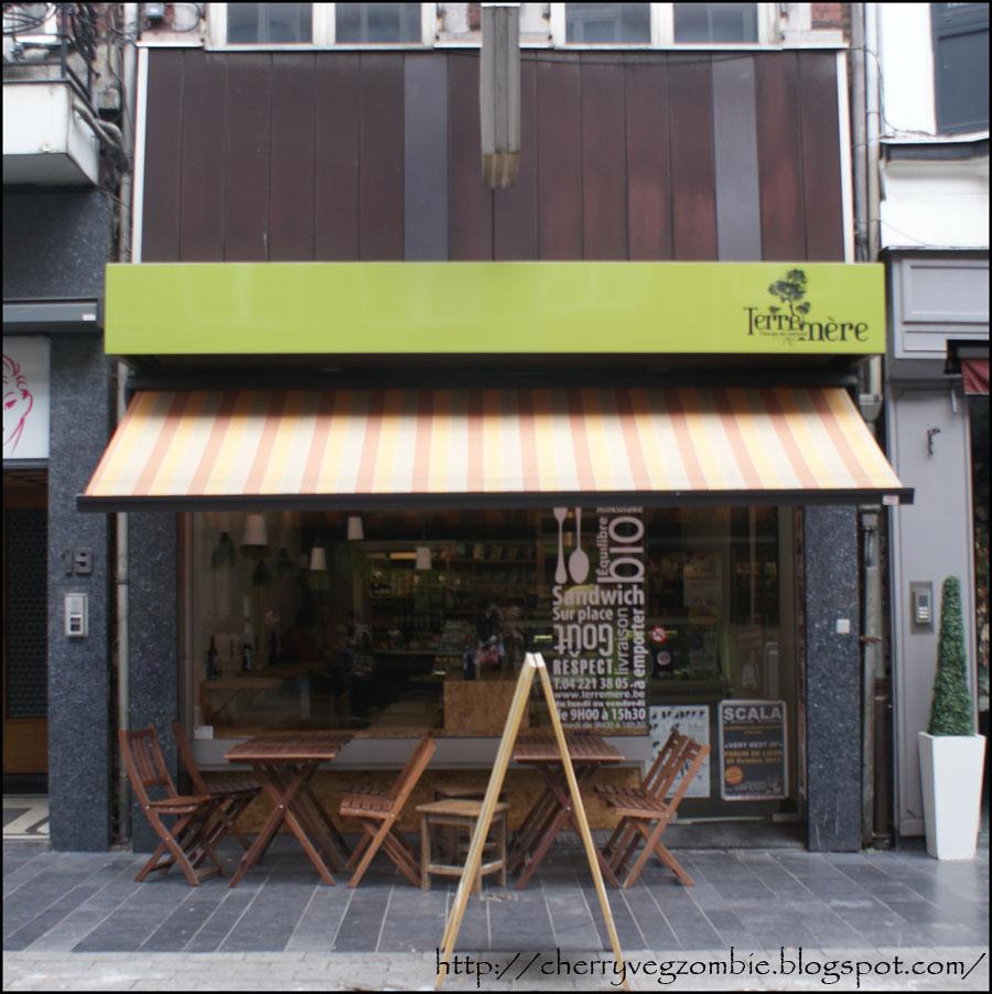 terre m re restaurant v g tarien a li ge en belgique. Black Bedroom Furniture Sets. Home Design Ideas