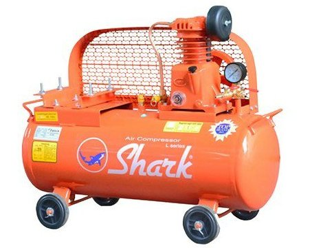 Harga Kompresor Listrik Shark 1/4 HP Unloading