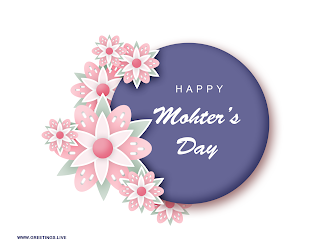 happy mothers day greetings flowers