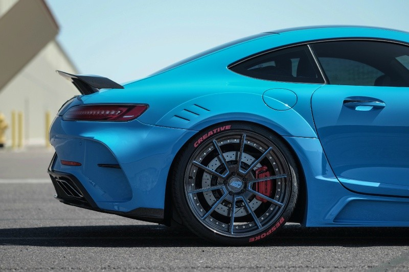 Mercedes Amg Gt S Mansory Wide Body Aero Kit Benztuning