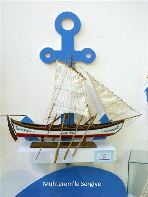 maket gemi sergisi