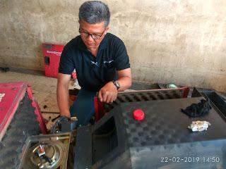 SERVICE GENSET AREA MENTENG JAKARTA PUSAT