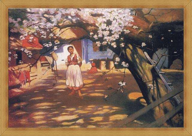 Tetmajer, czyli wiosna i malwy