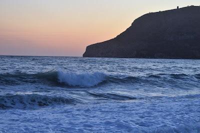 La Herradura Headland