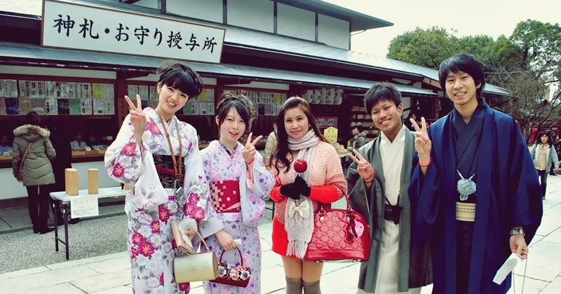 Arti Nama Dan Marga Jepang