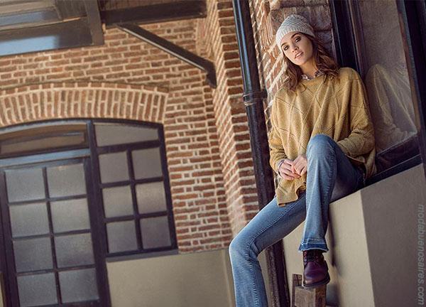 Moda otoño invierno 2018 | Moda urbana para mujer otoño invierno 2018. | Moda 2018 mujer otoño invierno.