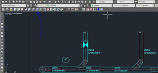 Autofluid v10c18,hvac,autocad,firefighting,drainage,water supply,mep,lisp