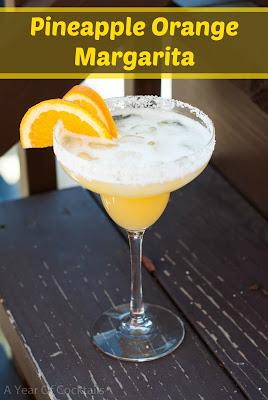 margarita, national margarita day, tequila, pineapple orange margarita