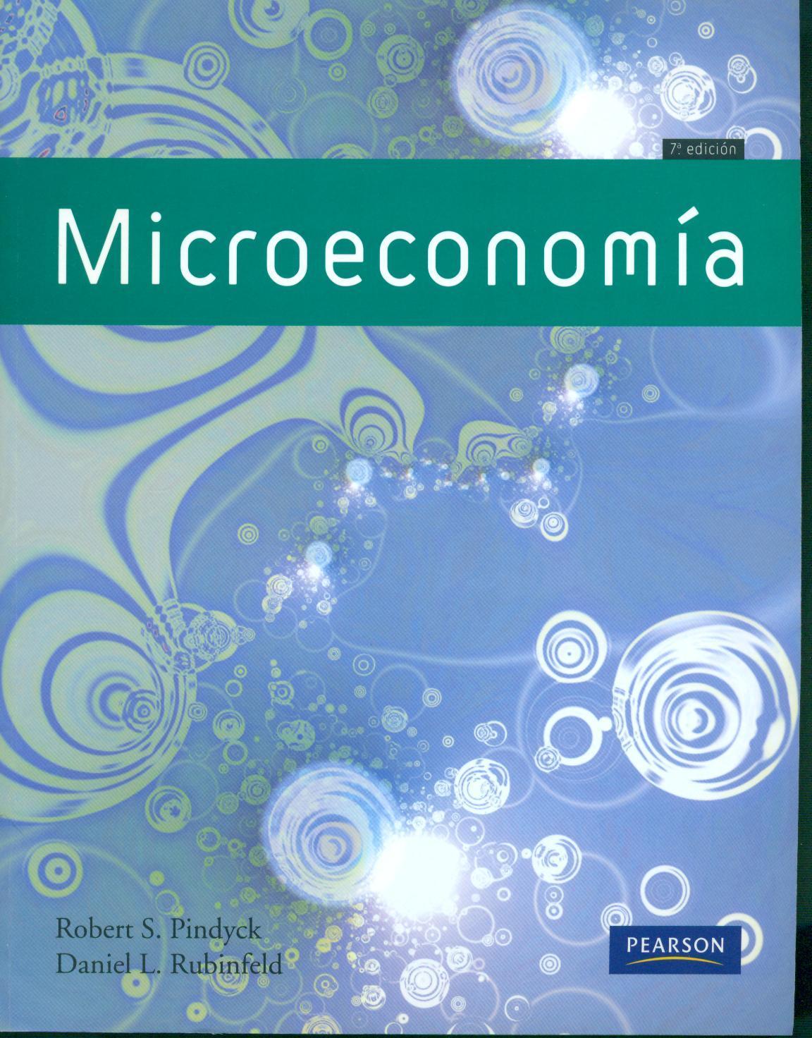 microeconomia pindyck 8 edicion pdf descargar gratis