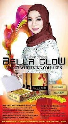 BELLA GLOW SECRET WHITENING COLLAGEN