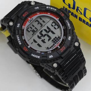 Jam tangan Q&Q , Jam tangan Q&Q original