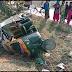 मधेपुर एवं आसपास, पिकअप टेम्पो की जबरदस्त टक्कर, टेम्पो में सवार एक बच्चा सहित चार यात्री घायल