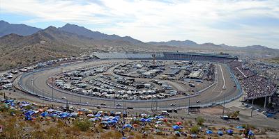New-Look ISM Raceway - #NASCAR