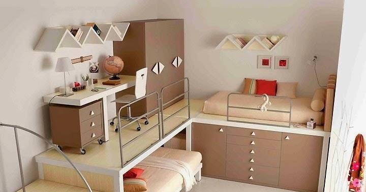Muebles funcionales para espacios peque os decoraci n for Decoracion del hogar muebles