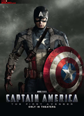 Captain America: The First Avenger (2011) Subtitle Indonesia BluRay 1080p [Google Drive]